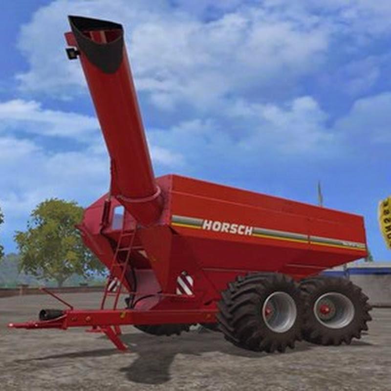 Farming simulator 2015 - Horsch Titan tandem v 1.1