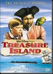 A Ilha do Tesouro(1950)- download