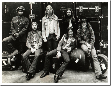 The Allman Brothers Band (B&W) 001
