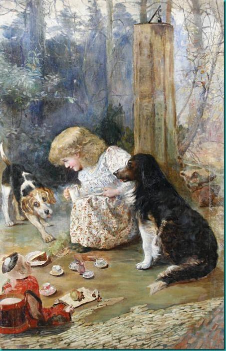 niños y animales (10)
