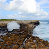 Powerful Ocean Waves At Devil's Bridge (Shot 10 of 14) - St. George's, Antigua