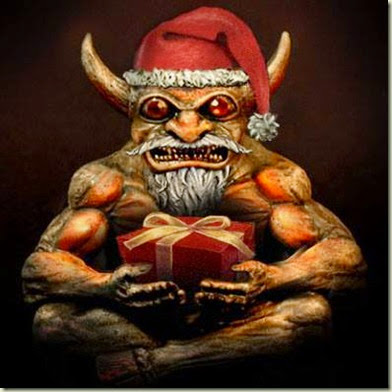Otherworld Miniatures Facebook avatar for Christmas
