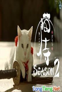 Mèo Võ Sĩ Đạo :Phần 2 - Neko Zamurai 2