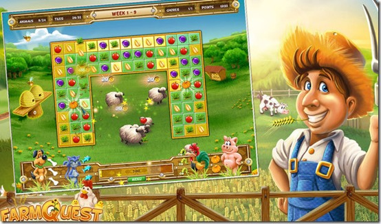 Download game Farm Quest