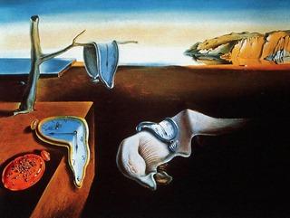 La-persistencia-de-la-memoria-Salvador-Dali