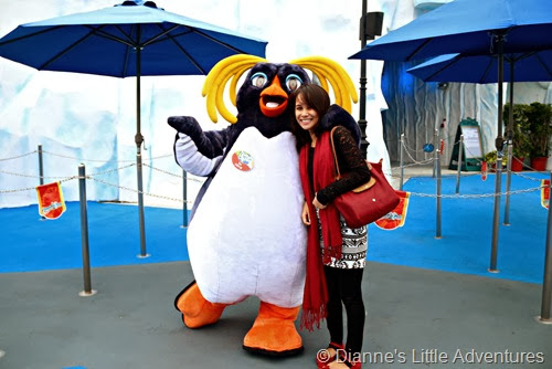 hong kong, ocean park, family, love, penguin, south pole