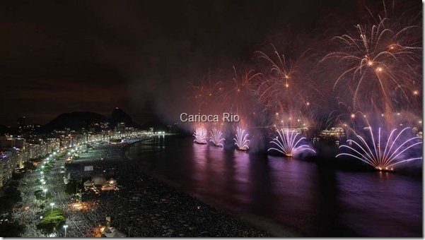 Prefeitura anuncia o planejamento operacional para o Réveillon de Copacabana