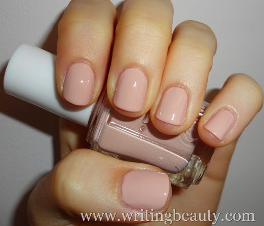 Essie Topless & Barefoot Nail Polish - Review & Swatches