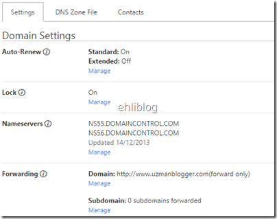 godaddy-domain-forwarding