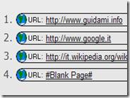 Aprire più siti internet in automatico quando si apre una nuova scheda su Chrome