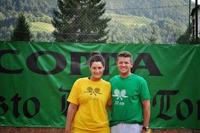 Lara Tanghetti e Matteo Rambaldini