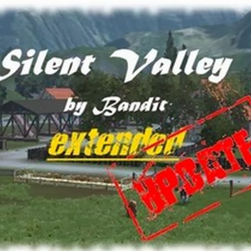Farming simulator 2013 - Silent Valley v 3.1 Extended Update fixed
