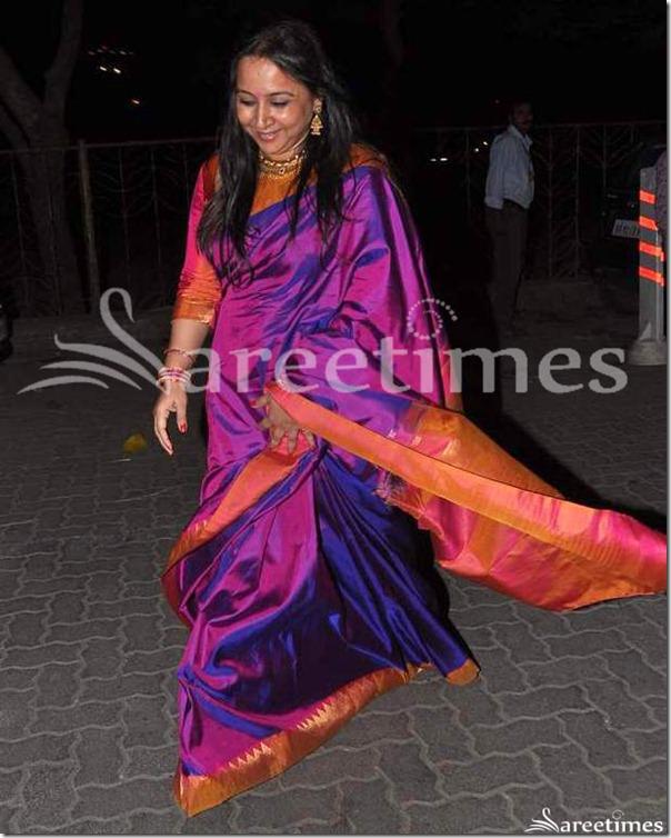 Purple_Traditional_Silk_Saree