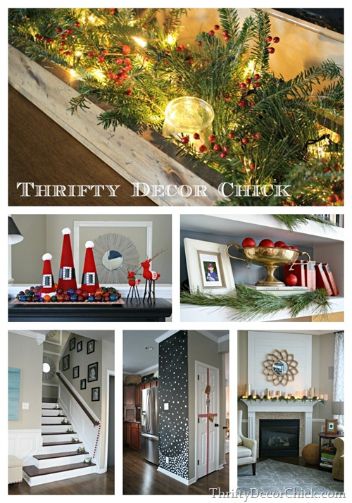 thrifty decor chick christmas