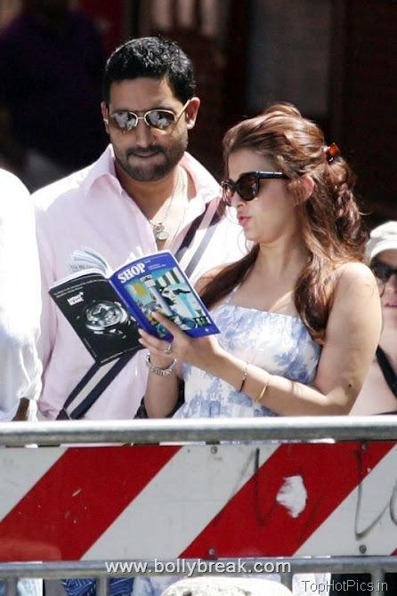Aishwarya Rai Hot Pics at Vacation 6
