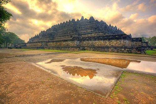 thánh tích kỳ quan Phật giáo