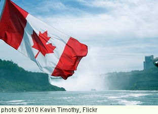 'Canadian Flag' photo (c) 2010, Kevin Timothy - license: http://creativecommons.org/licenses/by/2.0/