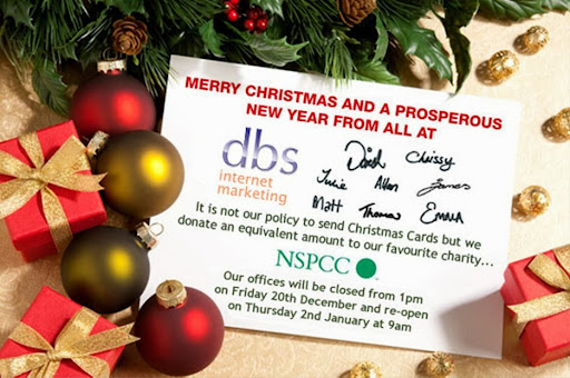 Send Christmas Cards to Your Customers By Email
