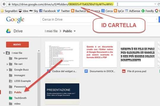 id-cartella-google-drive