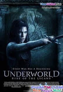 Thế Giới Ngầm: Người Sói Nổi Dậy - Underworld: Rise Of The Lycans Tập 1080p Full HD