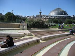 Place René Cassin - Jardin des Halles - Châtelet-Les Halles