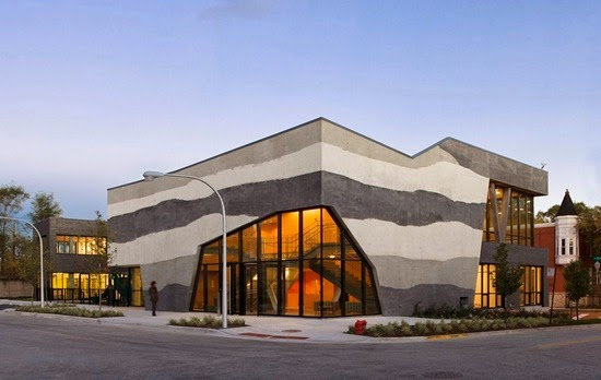 Alizul 30 Most Beautiful Modern Community Centres In The
