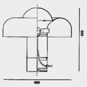 Brumbry table lamp schematic