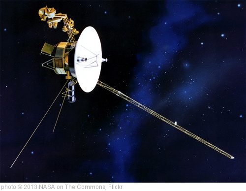 'Voyager, 1977-Present' photo (c) 2013, NASA on The Commons - license: http://www.flickr.com/commons/usage/
