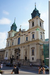 Holy Cross (Chopin's) Church, Warsaw