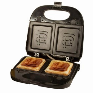Sfgiants sandwich press