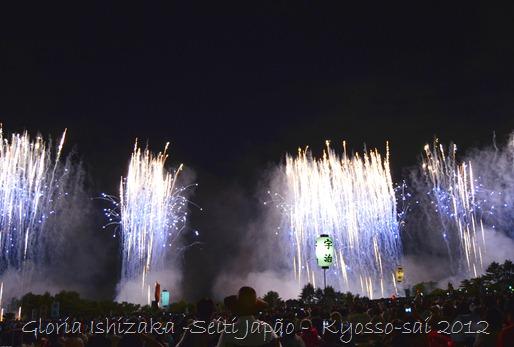 Gloria Ishizaka - Kyosso sai - fogos de artifício 6