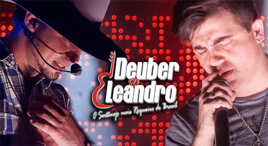 Deuber & Leandro é destaque na sexta-feira, dia 14, em Salto