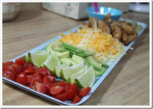 crispy chicken gf tacos 002