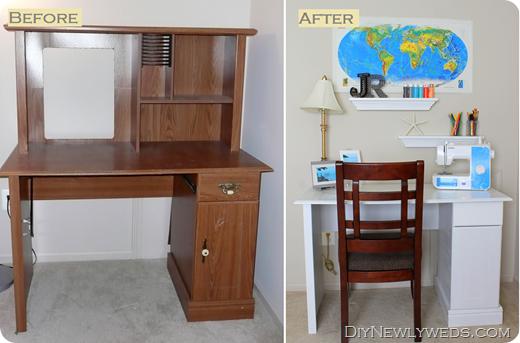 diy-craft-desk-before-after-makeover