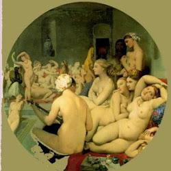Ingres, Il bagno turco 1862.