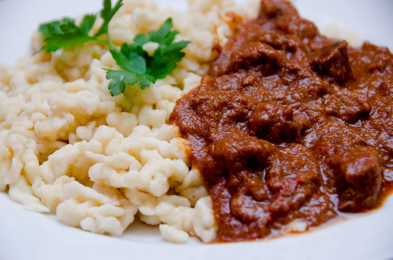 Beef goulash
