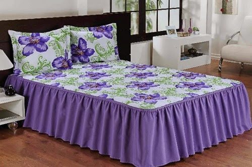 colcha-de-cama-floral