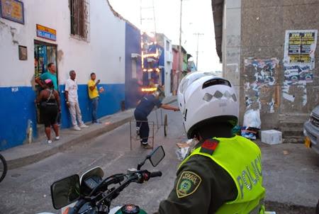 Estranho em Cartagena 03
