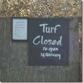 turf reopening date