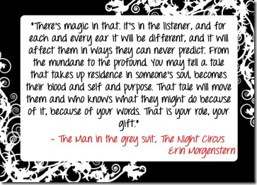 Morgenstern Quote
