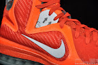 lebron9 allstar galaxy 77 web black Nike LeBron 9 All Star aka Galaxy Unreleased Sample