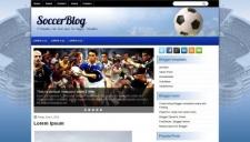 Soccerblog blogger template 225x128