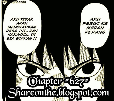 komik naruto chapter 627 versi teks bahasa indonesia