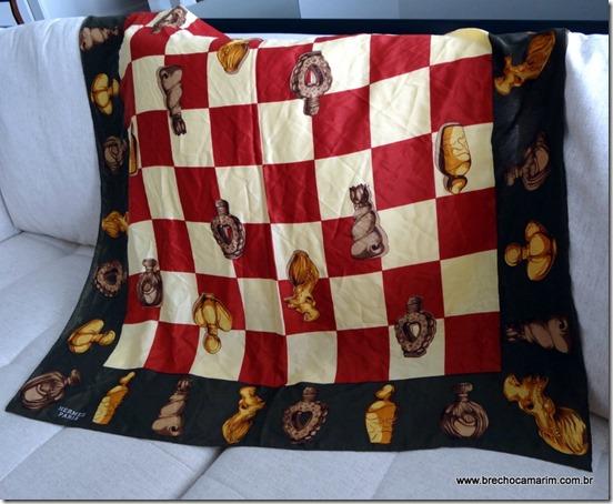 lenços brechocamarim