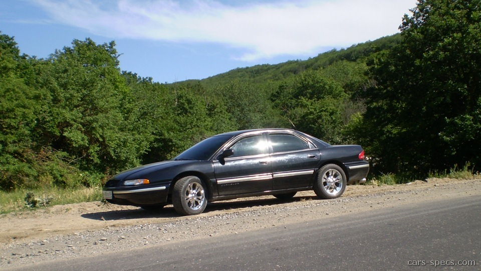 1994 Chrysler Concorde Sedan Specifications Pictures Prices