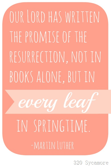 spring resurrection