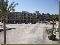 Port Ghalib Square