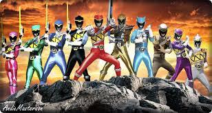 Hình Ảnh Power Rangers Dino Super Charge
