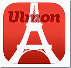 Ulmon Paris City Map