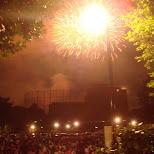 summer festival in harajuku in Tokyo, Tokyo, Japan